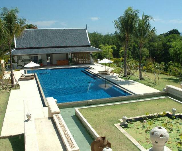 Almond Place – Huge 7-Bedroom Mansion on Chalong Hill
