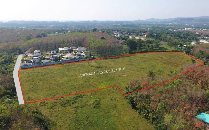 Anchan Hills – New High-Quality 2 & 3-Bedroom Pool Villas in Pasak Area – 6% Guaranteed Return for 5 Years