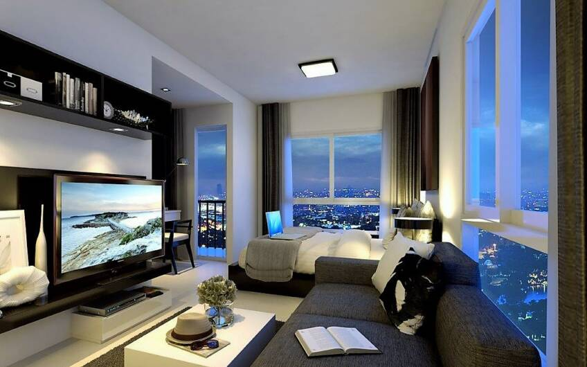 Utopia Central Serviced Apartments – Best Value Deal in Phuket – 8% Guaranteed Return