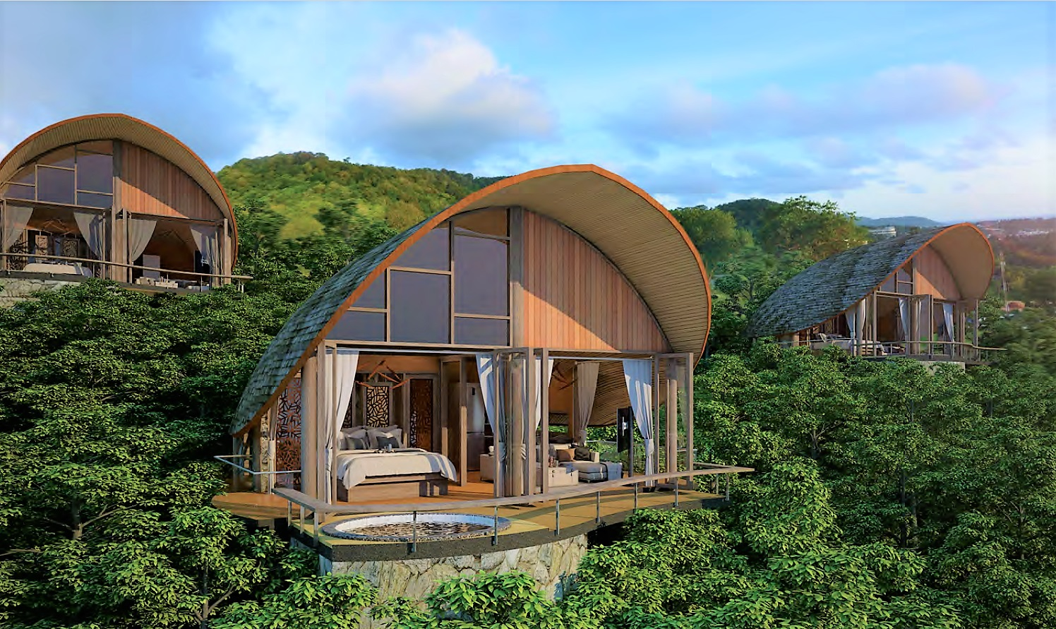 Patong Bay Ocean View Cottages - 7% Return Guaranteed for 15 Years - Best Investment