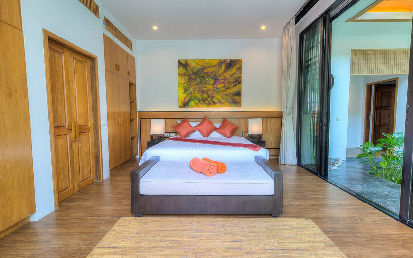 Modern Zen Villa by Baan Bua – Modern 3-Bedroom Pool Villa in Nai Harn