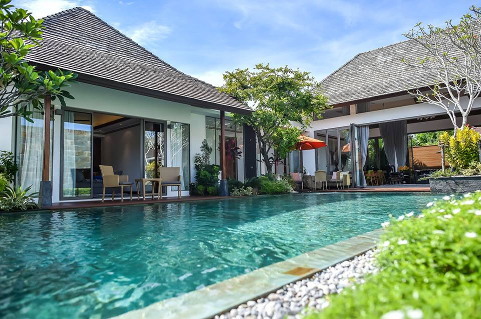 The Lake House IV - Fabulous New Pool Villas In An Exclusive Location