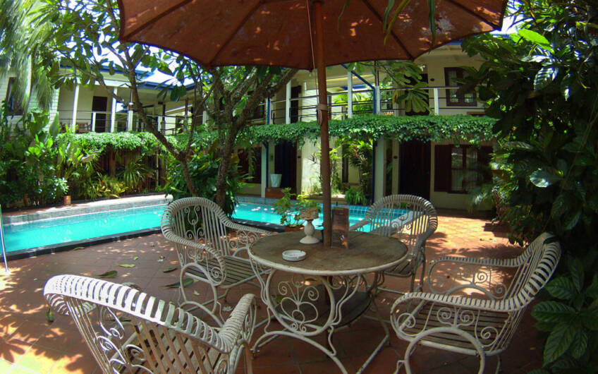 22-Key Boutique Resort & Spa for Sale in Chalong