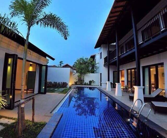Nice 3-Bedroom Pool Villa in Cherngtalay for Long-Term Rent