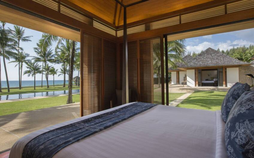 Absolute Beachfront – Exclusive 6-Bedroom Pool Villa Directly On Natai Beach