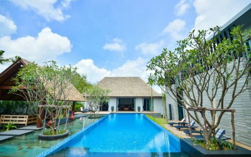 Anchan Villas – Stunning 5-Bedroom Pool Villa in Layan