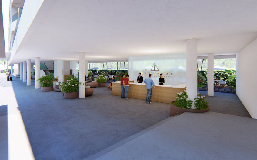 The Passport – New Hotel-Managed Investment Property at Chalong Bay
