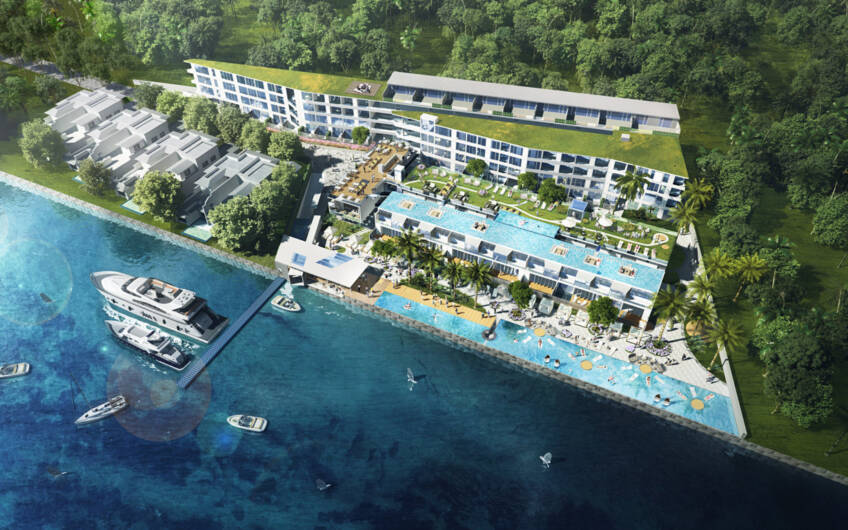 The Passport New Hotel Managed Investment Property At