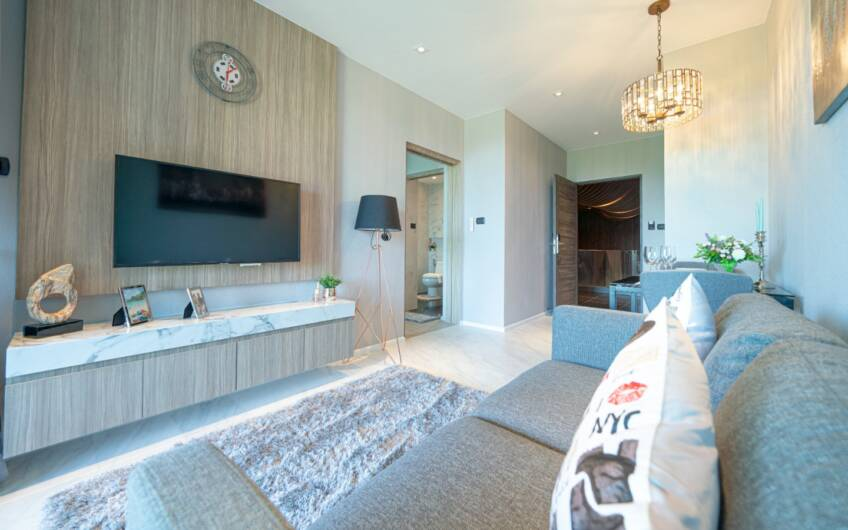 Paradise Beach Residence – New Hotel-Managed Investment Property near Paradise Beach Patong