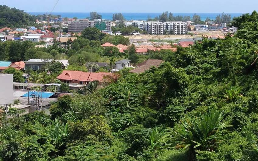 Kamala Hillside – 4-Bedroom Sea View Villa – VENDOR FINANCING AVAILABLE