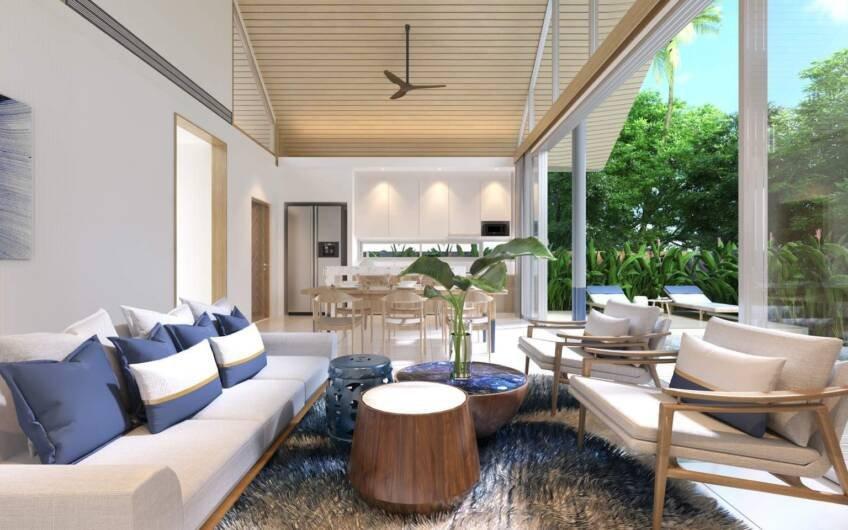 Lapista Lake – New Luxury 2-4 Bedroom Pool Villas at Tha Maprao – 5% Return Guaranteed for 5 Years
