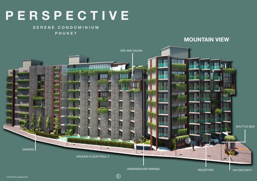 Perspective  - Mountain View