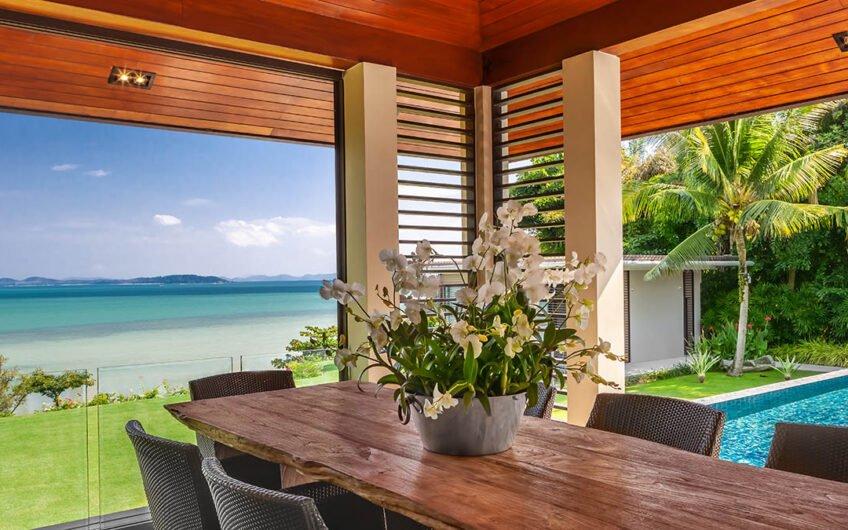 Villa Vikasa – Impressive 5-Bedroom Oceanfront Villa at Cape Yamu