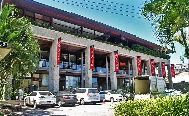 The Plaza Surin – Prestigious Retail and Office Space for Lease