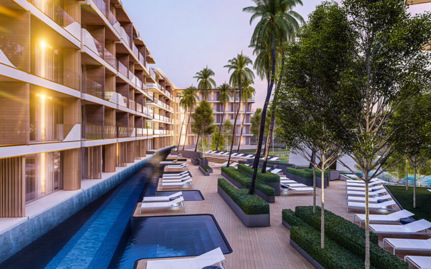 Sunshine Beach – New Hotel-Managed Investment Property on Layan Beach – 7% Guaranteed Return