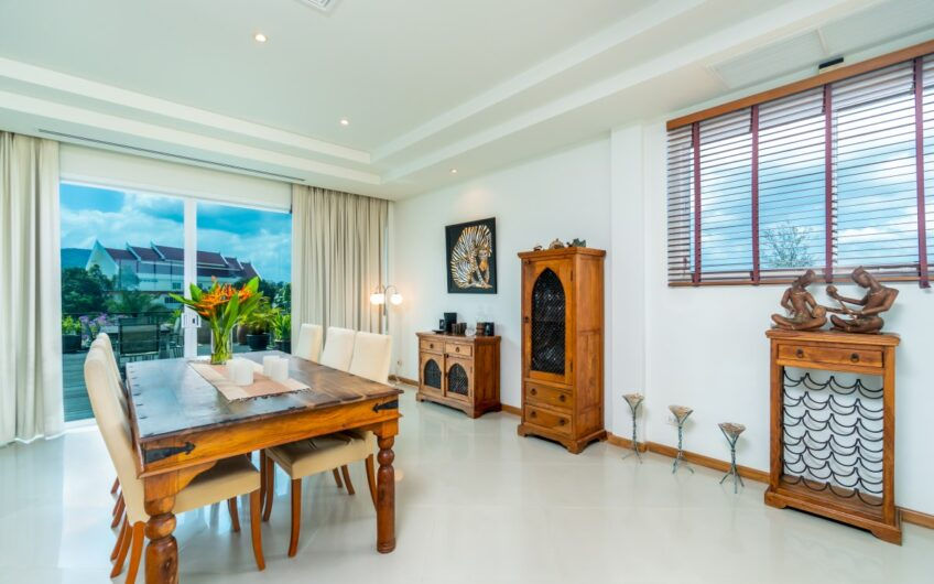 Cherng'Lay – 3-Bedroom Penthouse with Private Pool
