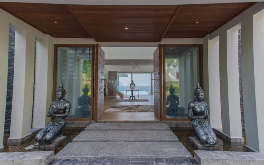 Villa Moon Shadow – Top-Quality 6-Bedroom Ocean View Villa at Cape Amarin Phuket – PRICE REDUCED