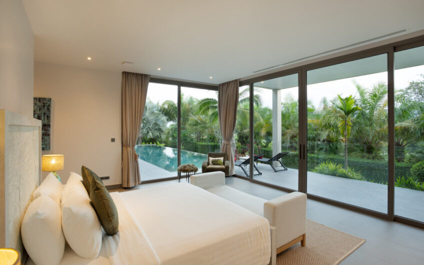 Villa Lantana – Exquisite New 4-Bedroom Resort Villa at The Pavilion Phuket – PRICE CUT – FINANCE OFFERED