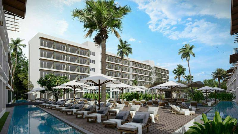84 Room Hotel Project in Central Phuket for Sale