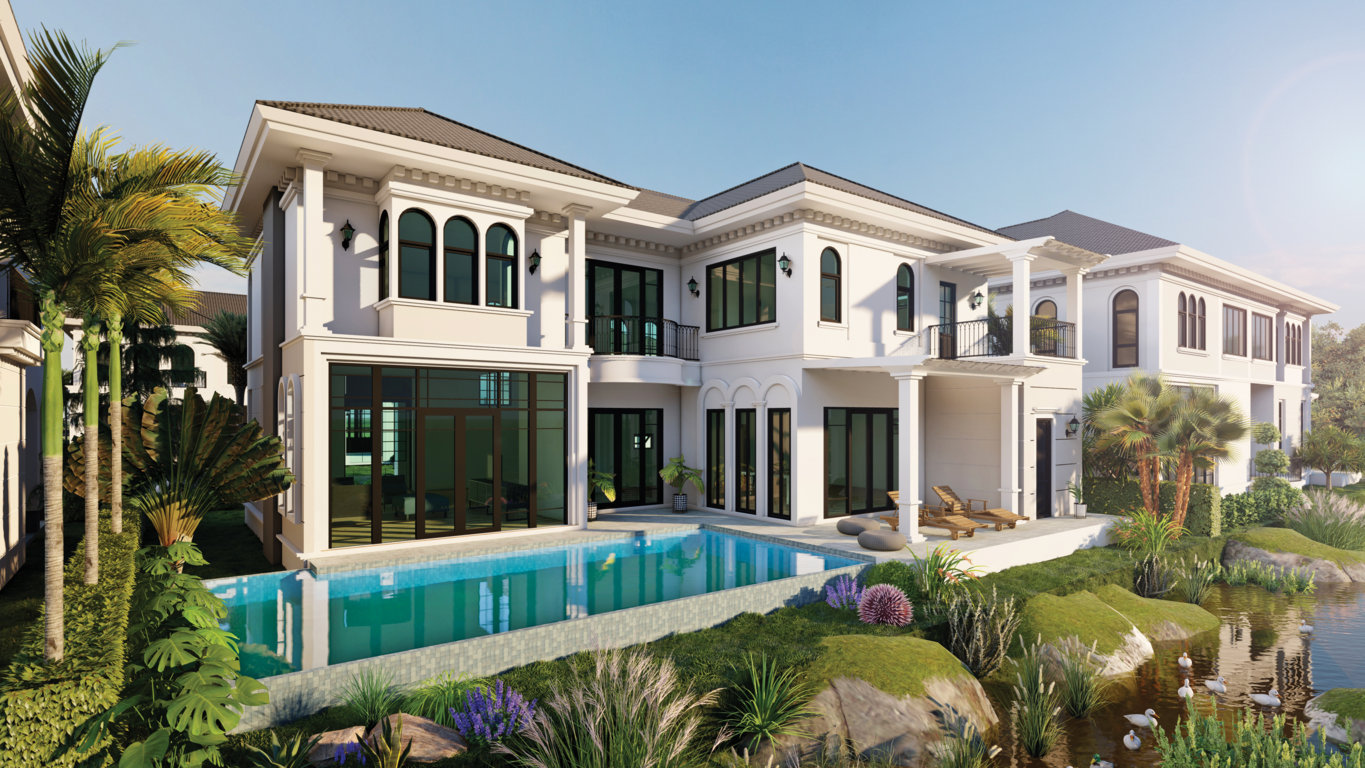 Fifth Element - New Luxury Pool Villas in Cherngtalay / Laguna Area